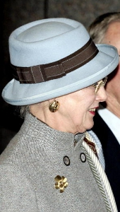 Queen Margrethe, November 15, 2004 | Royal Hats