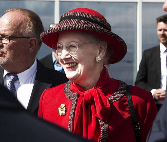 Queen Margrethe, May 3, 2014 | Royal Hats