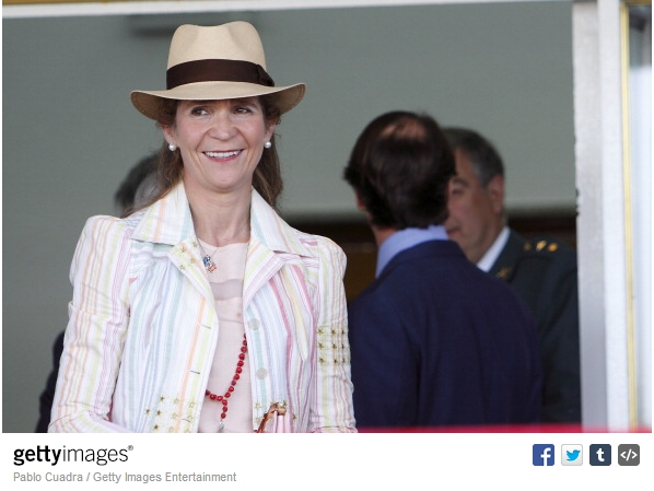 Infanta Elena, May 4, 2014 | Royal Hats