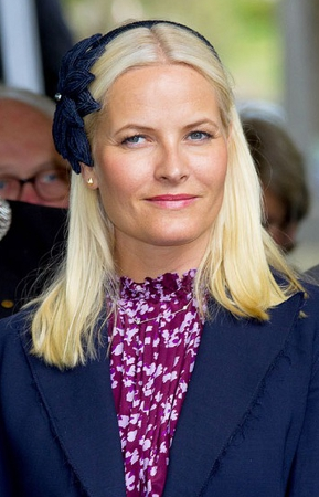 Crown Princess Mette Marit, May 9, 2014 | Royal Hats