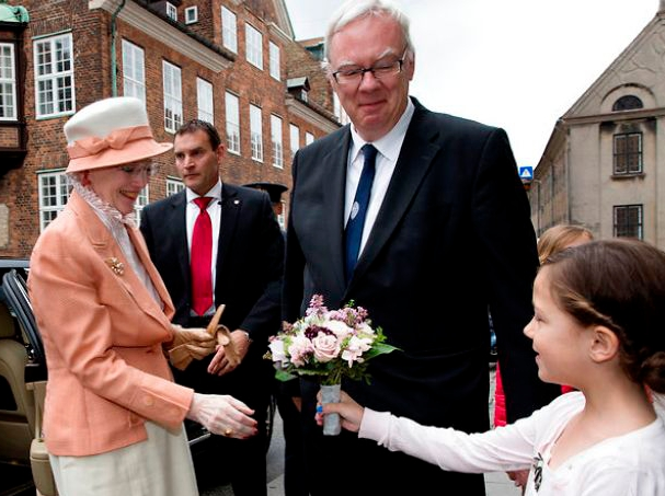 Queen Margrethe, May 11, 2014 | Royal Hats