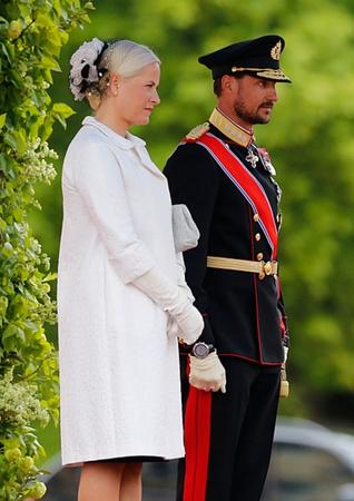 Crown Princess Mette Marit, May 12, 2014 | Royal Hats