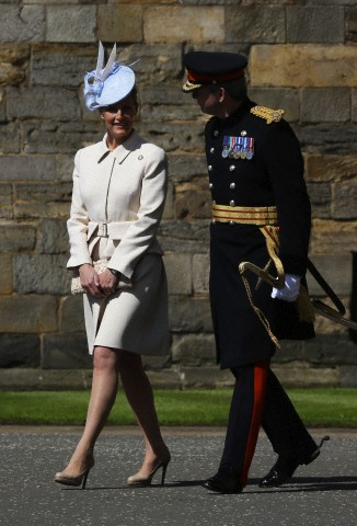 Countess of Wessex, May 16, 2014 in Jane Taylor | Royal Hats