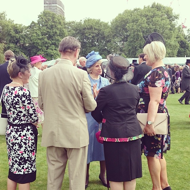Duchess of Gloucester, May 21, 2014 | Royal Hats