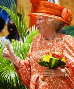 Princess Beatrix, May 21, 2014   Royal Hats