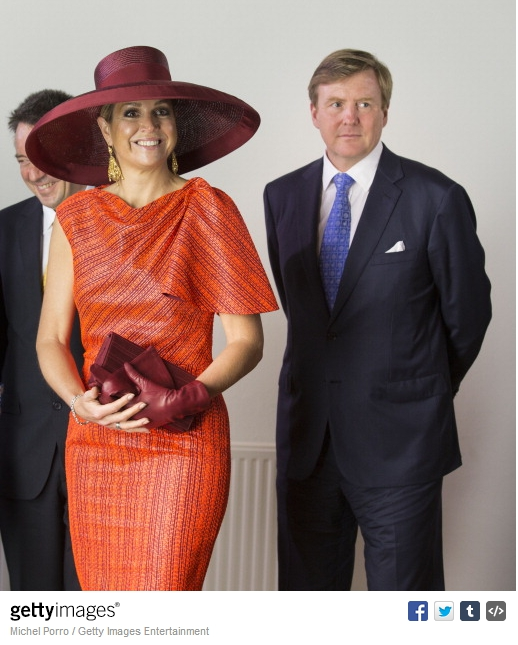 Queen Máxima, May 24, 2014 | Royal Hats