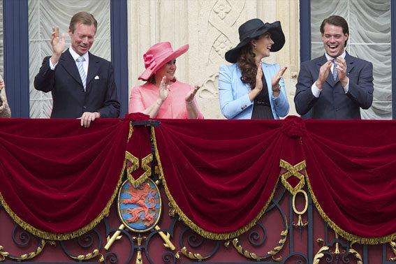 Grand Duchess Maria Teresa, May 25, 2014 | Royal Hats