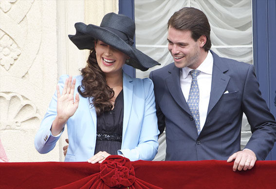 Princess Claire , May 25, 2014 | Royal Hats
