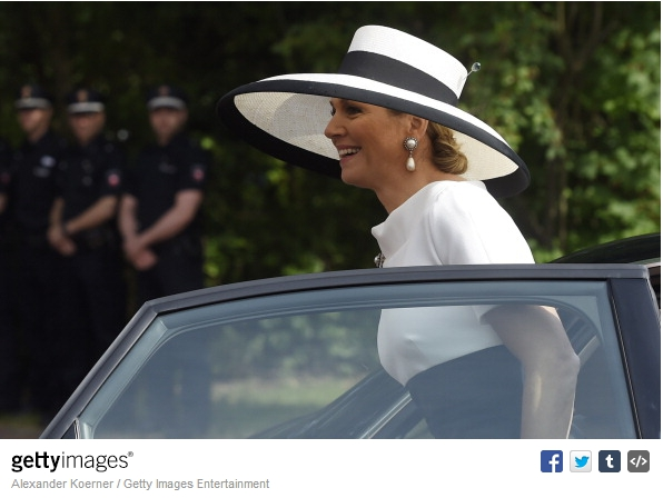 Queen Máxima, May 26, 2014 | Royal Hats