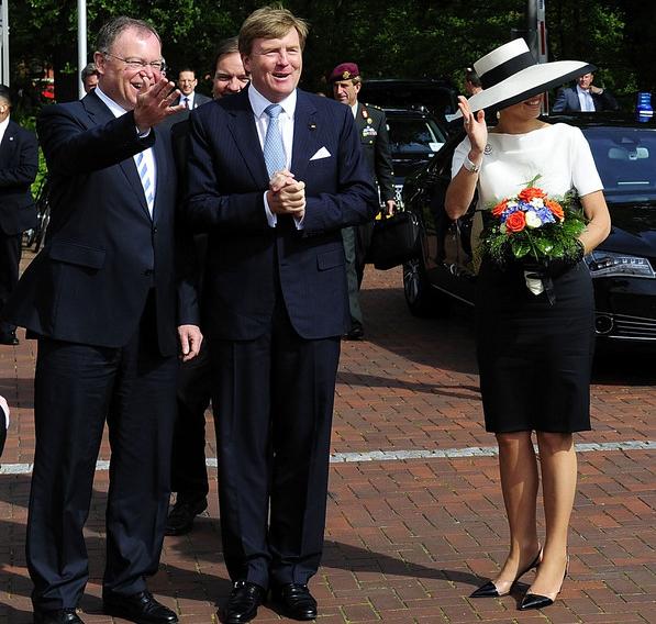 Queen Máxima, May 26, 2014 | Royal Hats