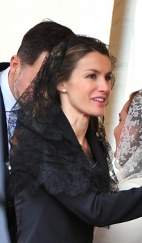 Princess Letizia, April 30, 2011 | Royal Hats