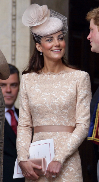 Duchess of Cambridge, June 4, 2012 in Jane Taylor | Royal Hats