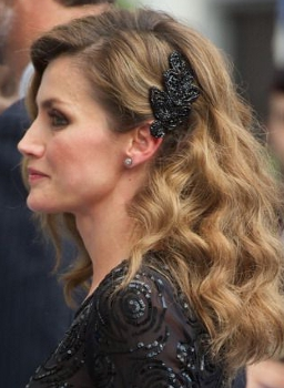 Princess Letizia, October 26, 2012 | Royal Hats
