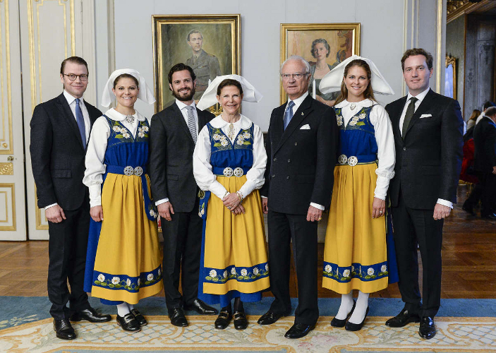 Swedish Royal Family, June 6, 2014 | Royal Hats