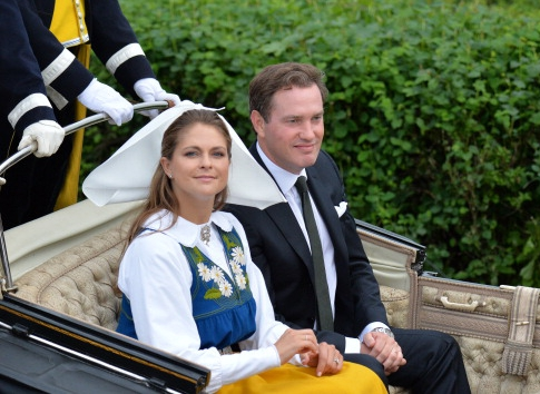 Princess Madeleine, June 6, 2014 | Royal Hats