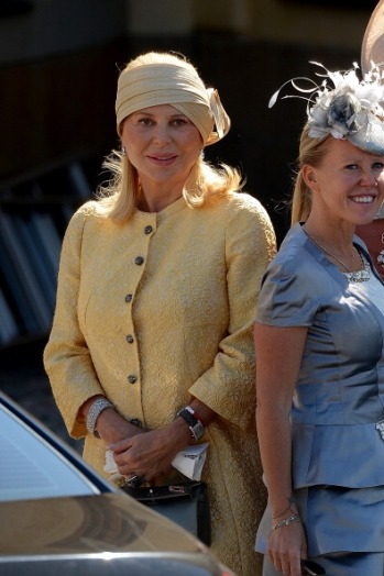 Eva O'Neill, June 8, 2014 in Philip Treacy | Royal Hats
