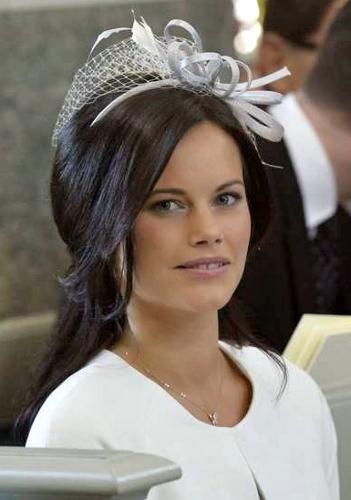 Sofia Hellqvist, June 8, 2014   Royal Hats