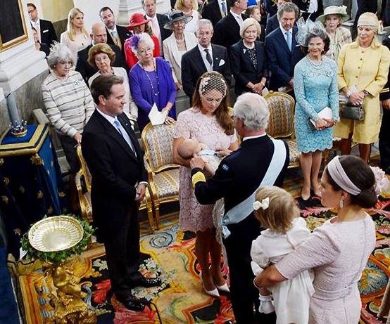 Swedish Royal Christening, June 8, 2014   Royal Hats
