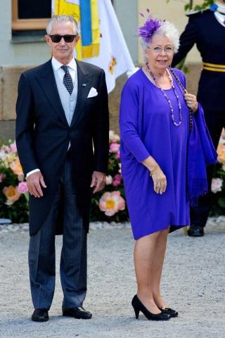 Princess Christina, June 8, 2014   Royal Hats