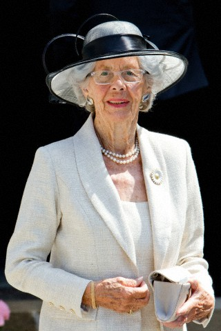 Countess Gunilla Burnadotte of Wisborg, June 8, 2014 | Royal Hats