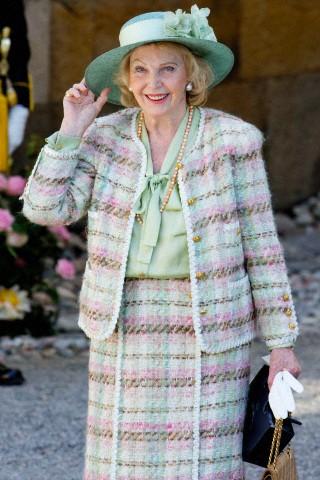 CountessMarianne Burnadotte of Wisborg, June 8, 2014   Royal Hats