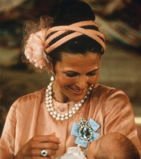 Queen Silvia, August 31, 1979   Royal Hats