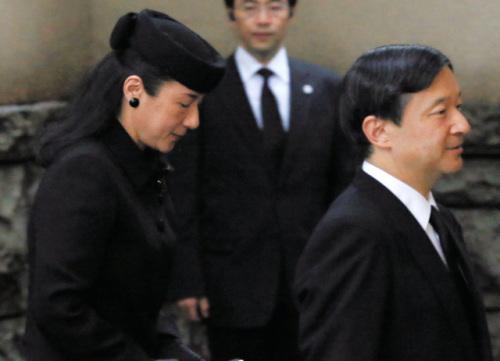 Crown Princess Masako, June 8, 2014 | Royal Hats