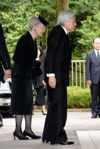 Empress Michiko, June 9, 2014 | Royal Hats