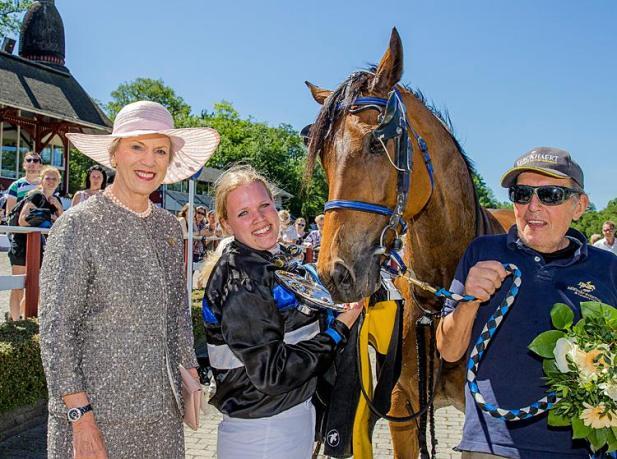 Princess Benedikte, June 9, 2014 | Royal Hats