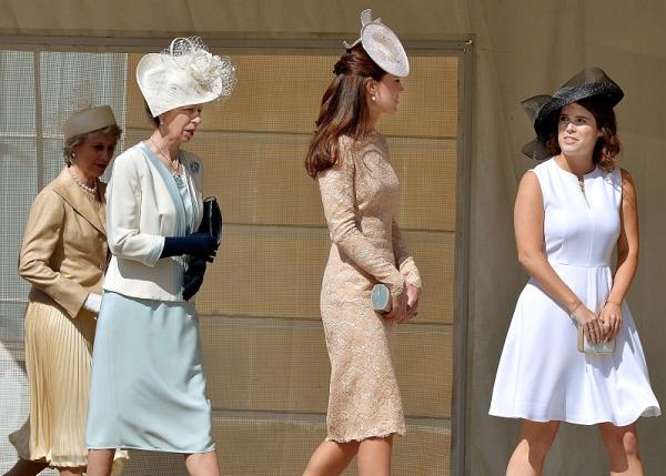 British Royal Family, June 10, 2014| Royal Hats