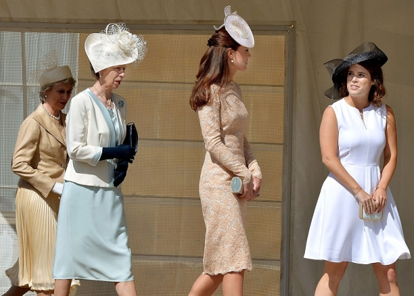British Royal Family, June 10, 2014| Royal Hats