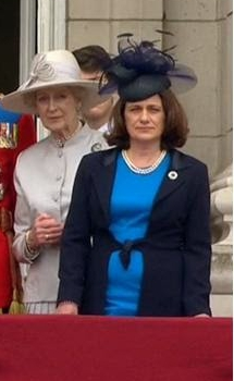 Countess of St. Andrews, June 14, 2014 | Royal Hats
