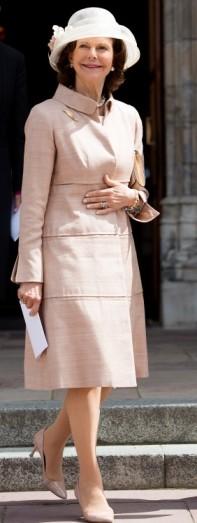 Queen Silvia, June 15, 2014   Royal Hats