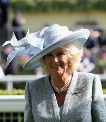 Duchess of Cornwall, June 17, 2014 in Philip Treacy| Royal Hats