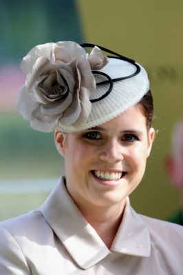 Princess Eugenie, June 17, 2014 in Nerida Fraiman | Royal Hats