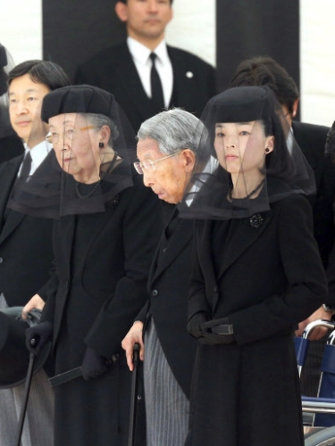 Princess Yuriko of Mikasa and Princess Akiko of Takamado, June 17, 2014 | Royal Hats