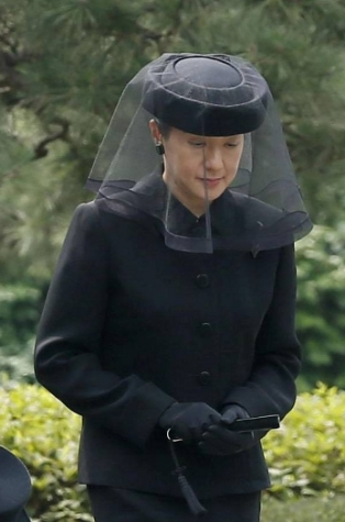 Crown Princess Masako, June 17, 2014 | Royal Hats