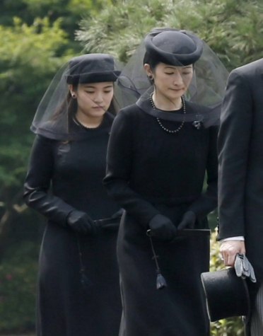 Princess Mako and Princess Kiko of Akishino, June 17, 2014 | Royal Hats