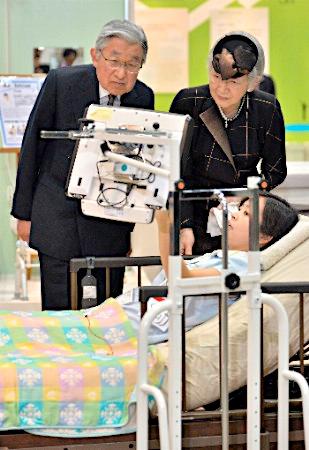 2Empress Michiko, June 17, 2014 | Royal Hats