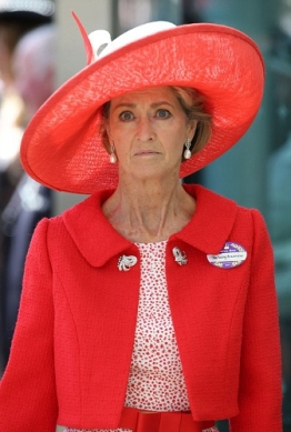 Lady Brabourne, June 18, 2014 | Royal Hats
