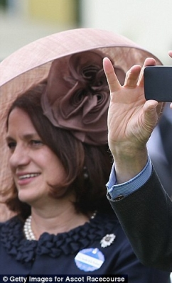 Countess of St. Andrews, June 20, 2014 | Royal Hats
