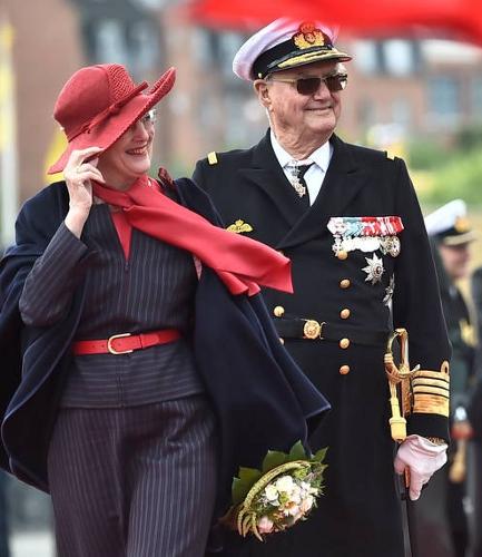 Queen Margrethe, June 19, 2014 | Royal Hats