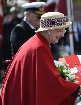 Queen Margrethe, June 20, 2014 | Royal Hats