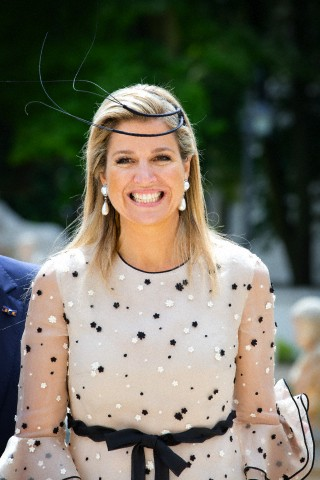 Queen Máxima, June 25, 2014 | Royal Hats