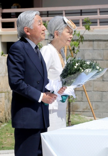 Empress Michiko, June 27, 2014 | Royal Hats