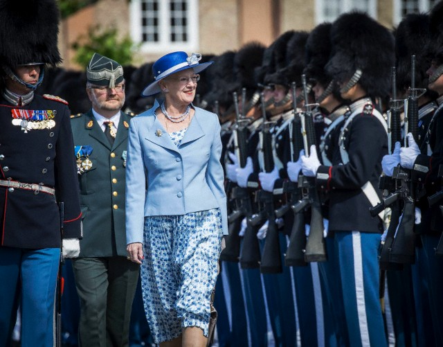Queen Margrethe, June 27, 2014 | Royal Hats