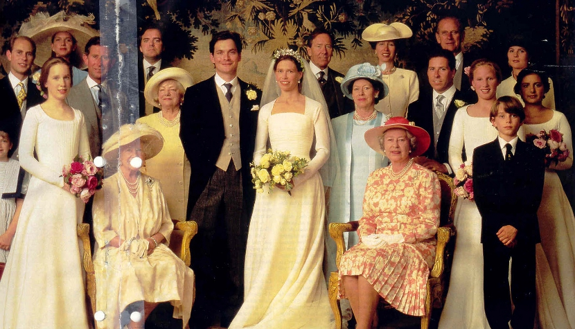 Lady Sarah Armstrong Jones and Daniel Chatto, July 14, 1994 | Royal Hats