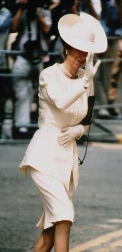 Princess Anne, July 14, 1994 | Royal Hats