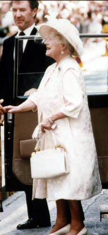 Queen Elizabeth the Queen Mother,  July 14, 1994 | Royal Hats