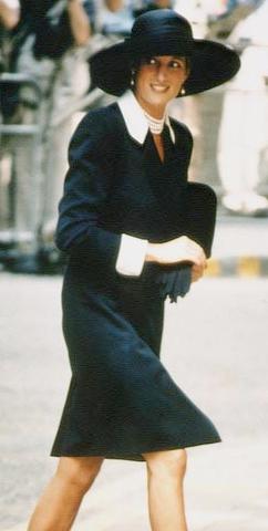 Princess of Wales, July 14, 1994 | Royal Hats
